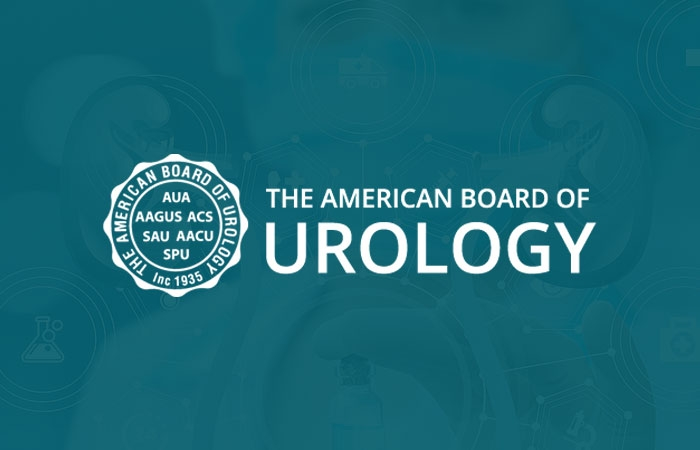 The American Board of Urology