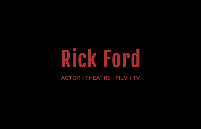 Rick Ford, Actor