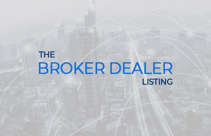 The Broker Dealer Listing